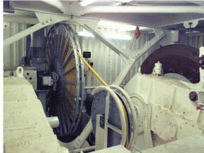 卷盘卷筒吊具电缆